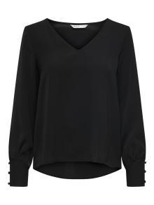 ONLY Dames hemdsbloes Zwart