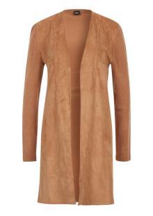 S.Oliver Premium Dames vest Bruin