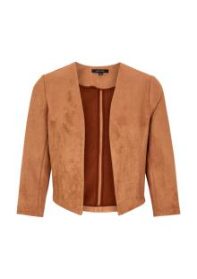 Comma by s.Oliver Dames blouson Bruin