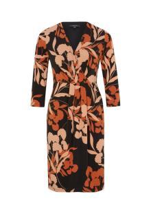 Comma by s.Oliver Dames jurk Zwart