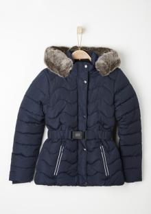 S.Oliver Junior Kids anorak Blauw