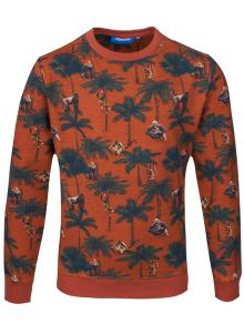 Someone Kids sweater Oranje