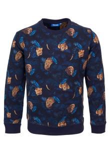 Someone Kids sweater Blauw
