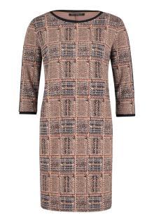 Betty Barclay Dames jurk Bruin
