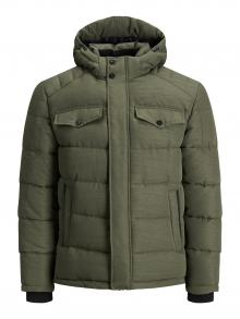 Jack & Jones Heren blouson Groen