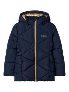 Name it Kids blouson Blauw