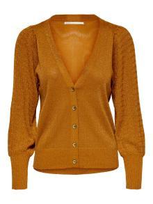 ONLY Dames vest Oranje