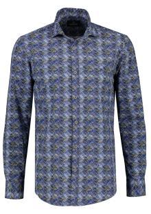 Lerros Heren hemd Blauw