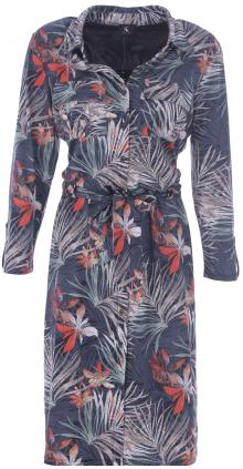 K-design Dames jurk Grijs