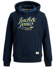 Jack & Jones Junior Kids sweater Blauw