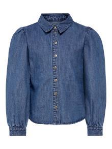 Only Kids Kids hemdsbloes Jeans lange mouw