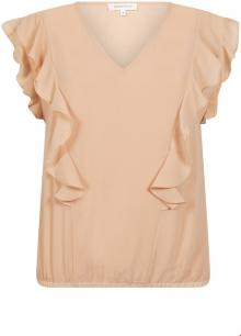 Tramontana Dames hemdsbloes Roze zonder mouw