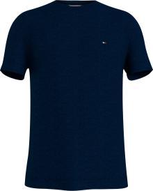 Tommy Hilfiger Heren t-shirt blauw korte mouw