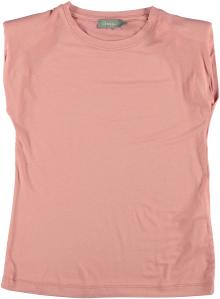 Geisha Kids t-shirt Roze zonder mouw