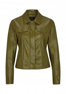 Comma by s.Oliver Dames blouson Groen