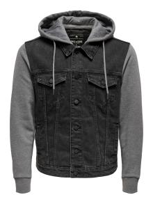 Only & Sons Heren blouson Zwart