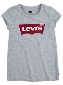 Levi's Junior Kids t-shirt Grijs korte mouw