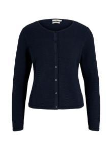 Tom Tailor Dames vest Blauw