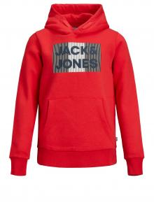 Jack & Jones Junior Kids sweater Rood