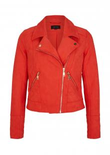 Comma by s.Oliver Dames blouson Rood