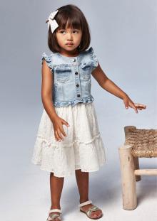 Mayoral Kids jurk Jeans