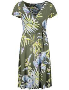 Taifun Dames jurk Groen