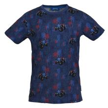 Someone Kids t-shirt Blauw korte mouw