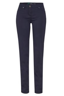 Toni dress Dames broek Blauw