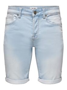 Only & Sons Heren Bermuda Jeans