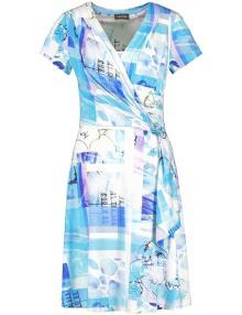 Taifun Dames jurk Wit
