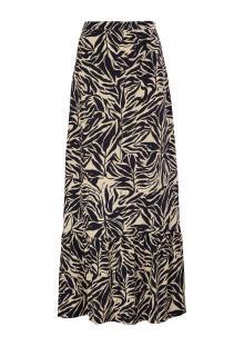 S.Oliver Premium Dames rok blauw