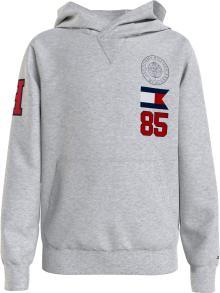 Tommy Hilfiger Kids sweater Grijs