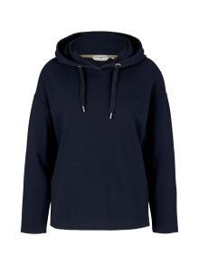 Tom Tailor Dames sweater blauw