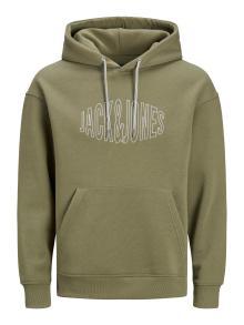 Jack & Jones Heren sweater Groen