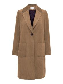 ONLY Dames mantel Bruin