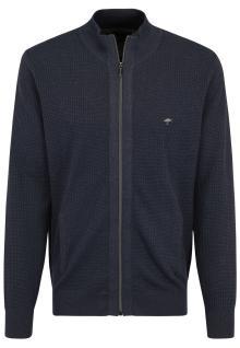 Fynch-Hatton Heren vest blauw