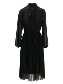 Dazzling Dames jurk Zwart
