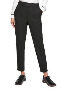 S.Oliver Premium Dames broek Zwart
