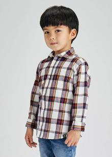 Mayoral Kids hemd Ecru