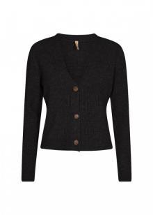 Soya Concept Dames vest Zwart